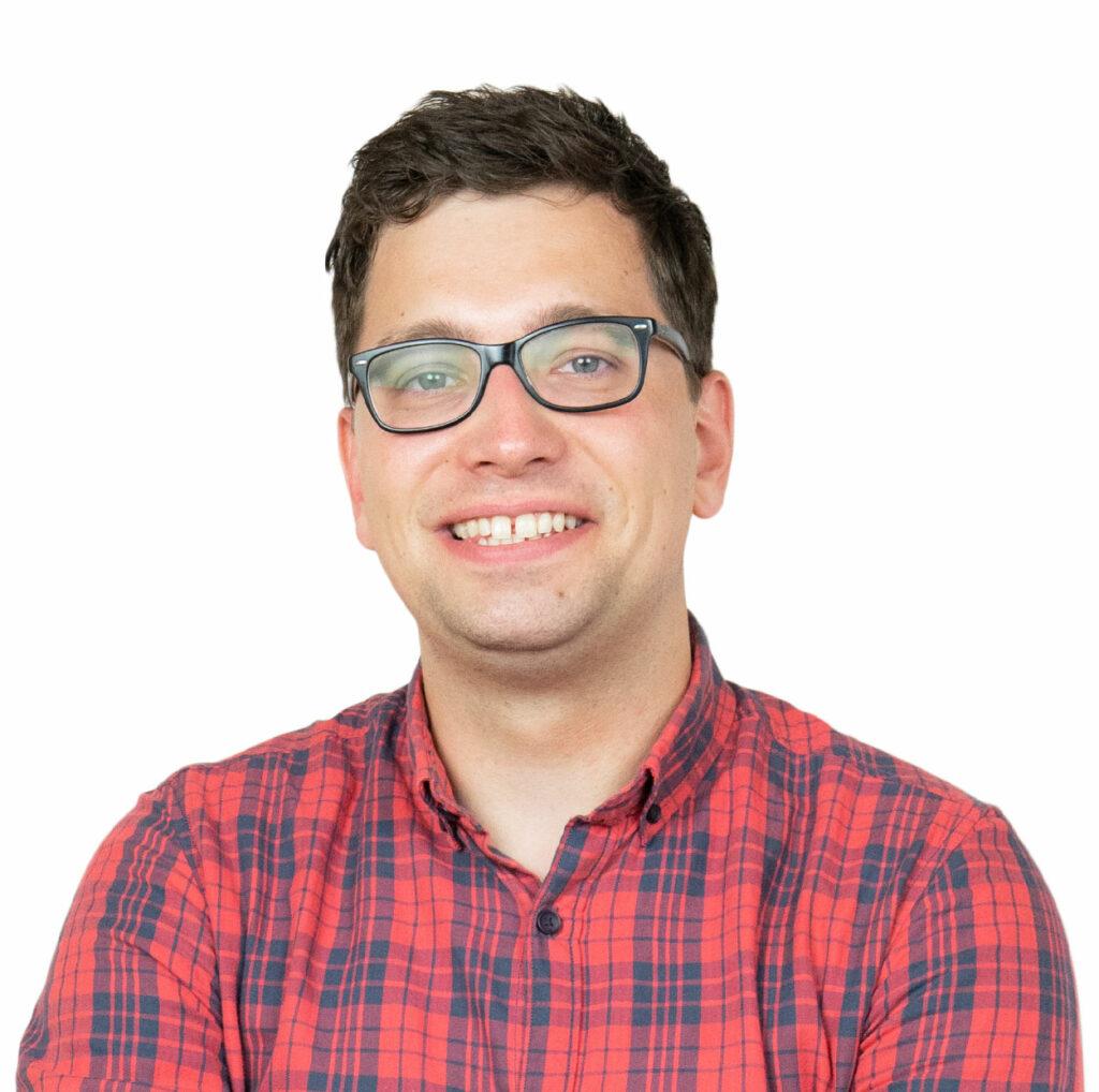 Ik ben Aaron, B2B Expert bij Jelba